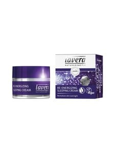Lavera - Re-Energizing Sleeping Cream -yövoide 50 ml - null | Stockmann