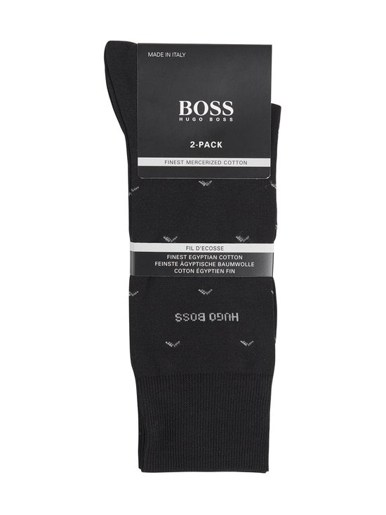 BOSS - Sukat 2-pack - 001 BLACK | Stockmann - photo 3