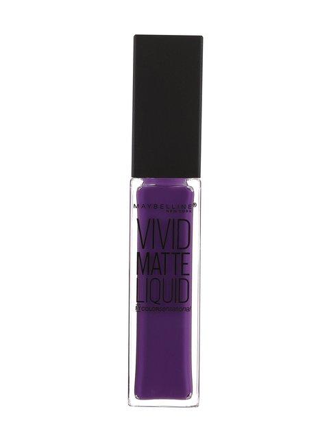 Color Sensational Vivid Matte Liquid -huuliväri