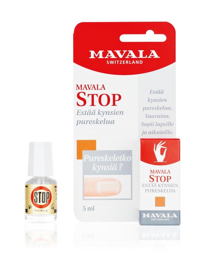 Stop-kynsienhoitotuote 5 ml