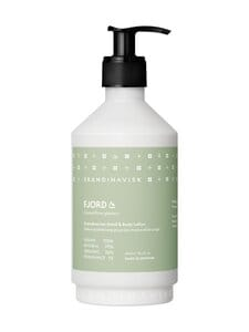 Skandinavisk - FJORD Hand & Body Lotion-vartalovoide 450 ml - FJORD GREEN | Stockmann