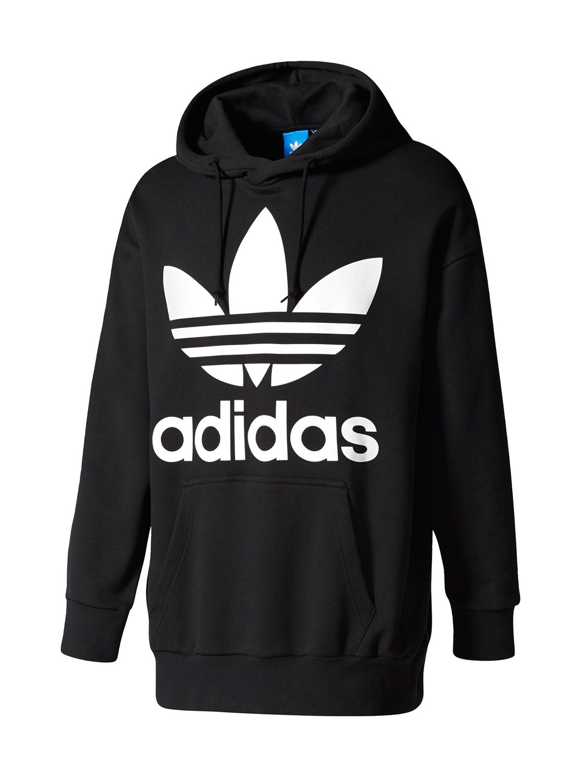 Musta Adidas Originals M ADC Fashion -huppari  d3c76818e3
