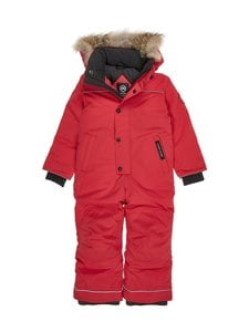Canada Goose - Grizzly Snowsuit -untuvahaalari - 11 RED | Stockmann