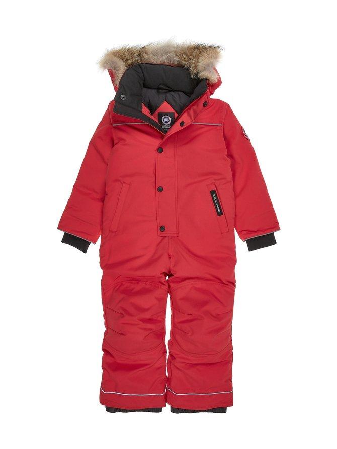 Grizzly Snowsuit -untuvahaalari