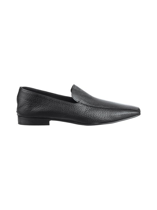 Flattered - Viola Leather -nahkaloaferit - 001 BLACK | Stockmann - photo 1