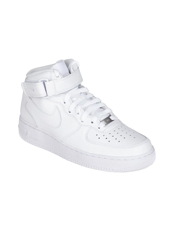 U Air Force 1 Mid '07 -nahkasneakerit
