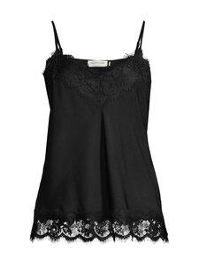 Rosemunde - Pyjamatoppi - 010 BLACK | Stockmann
