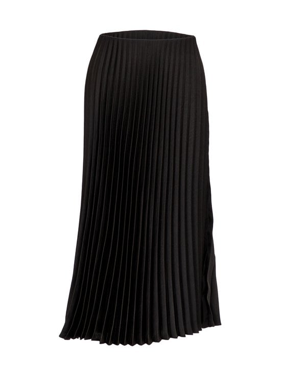 Neo Noir - Claire Plisse Skirt -hame - 100 BLACK | Stockmann - photo 1