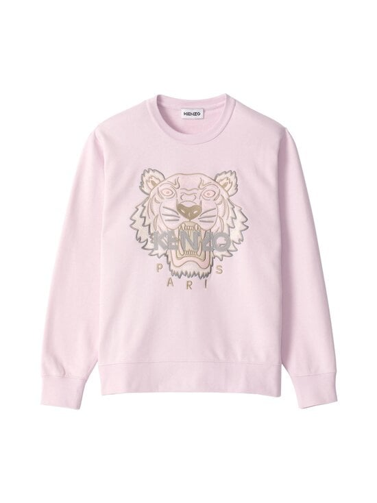 Kenzo - CLASSIC TIGER SWEATSHIRT -collegepaita - 34 FADED PINK | Stockmann - photo 1