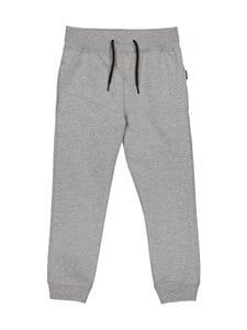 Name It - NkmSweat Pant -collegehousut - GREY MELANGE (HARMAA) | Stockmann