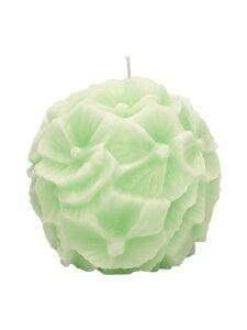 Pentik - Hortensia-kynttilä 12 x 11 cm - GREEN | Stockmann