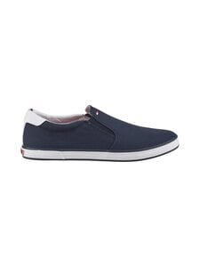 Tommy Hilfiger - Iconic Slip On -sneakerit - 403 MIDNIGHT | Stockmann
