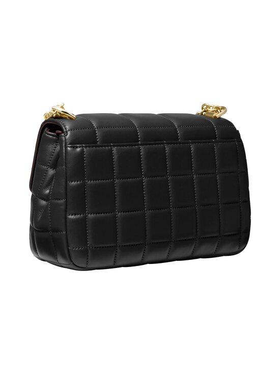 Michael Michael Kors - Soho Large Quilted Leather Shoulder Bag -nahkalaukku - 001 BLACK | Stockmann - photo 2