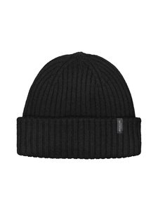 Selected - SlhMerino Cardigan Beanie -villapipo - BLACK | Stockmann