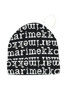 Marimekko - Selven Logo -pipo - BLACK, WHITE | Stockmann