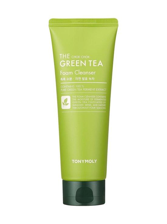 TONYMOLY - The Chok Chok Green Tea Foam Cleanser -puhdistusvaahto 150 ml - NOCOL   Stockmann - photo 1