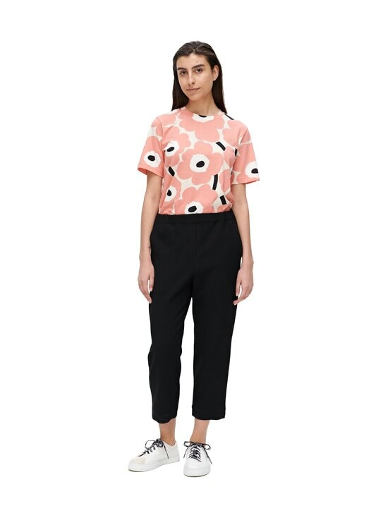 Marimekko - Miete Solid -housut - 009 BLACK | Stockmann - photo 1