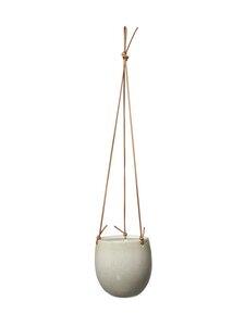 Wikholm Form - Nadia Hanging Pot -amppeli 14 x 16 + 50 cm - OFFWHITE | Stockmann