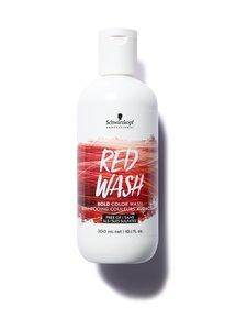 Schwarzkopf Professional - Bold Color Wash Red -värjäävä shampoo 300 ml - null   Stockmann