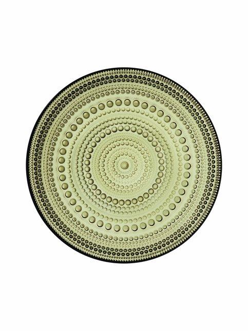 Kastehelmi-lautanen 17 cm