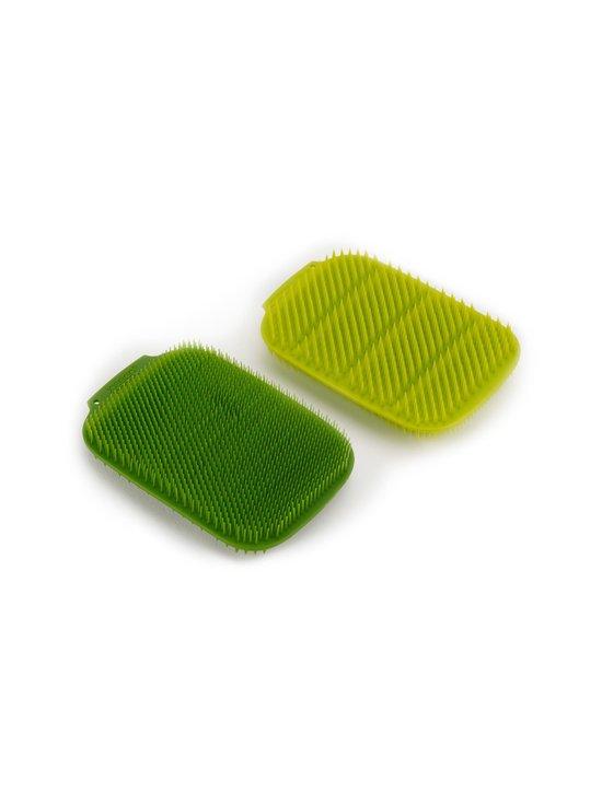 Joseph Joseph - CleanTech-silikoniharja 2 kpl - GREEN | Stockmann - photo 1