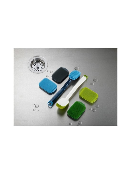 Joseph Joseph - CleanTech-silikoniharja 2 kpl - GREEN | Stockmann - photo 7