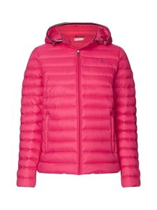 Tommy Hilfiger - Essential Lightweight Down Packable -kevytuntuvatakki - T1D RUBY JEWEL | Stockmann