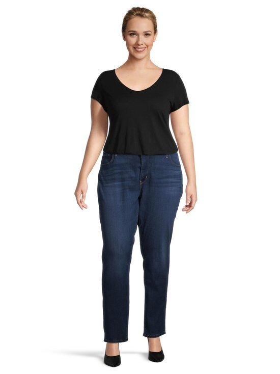 Levi's Plus - 311™ PL Shaping Skinny S -farkut - BOGOTA LONDON DARK INDIGO PLUS | Stockmann - photo 2
