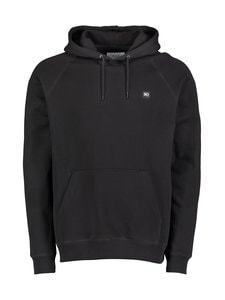 Makia - Bolton Hooded Sweatshirt -huppari - 999 BLACK | Stockmann