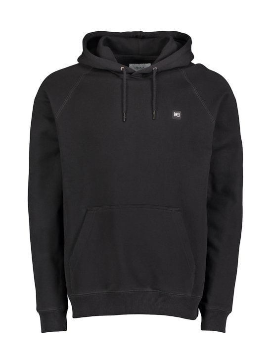 Makia - Bolton Hooded Sweatshirt -huppari - 999 BLACK | Stockmann - photo 1