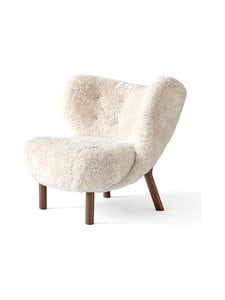 &tradition - Little Petra VB1 -tuoli - WALNUT / IVORY | Stockmann