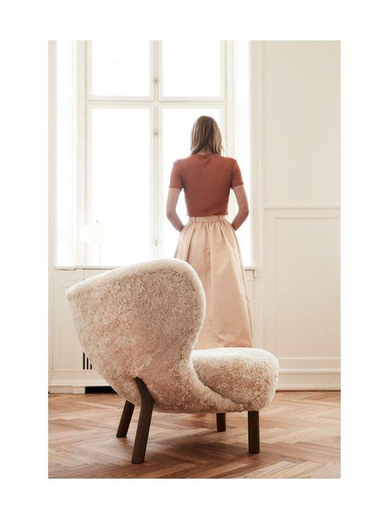 &tradition - Little Petra VB1 -tuoli - WALNUT / IVORY   Stockmann - photo 4