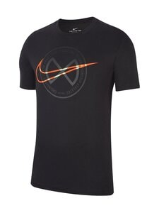 Nike - Dri-FIT Training Tee -treenipaita - 010 BLACK | Stockmann