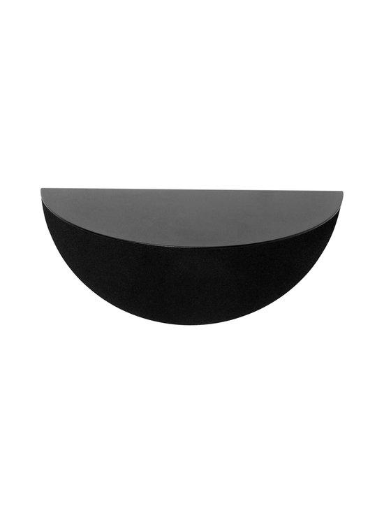 Muubs - Gravity S -seinähylly 30 x 15 x 15 cm - BLACK | Stockmann - photo 1