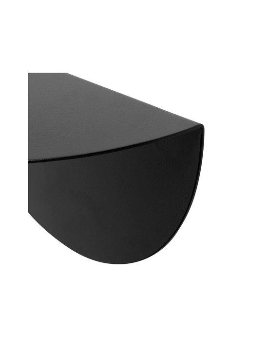 Muubs - Gravity S -seinähylly 30 x 15 x 15 cm - BLACK | Stockmann - photo 3