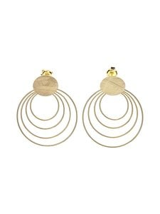 Dfj Collections - Circle-korvakorut - GOLD | Stockmann
