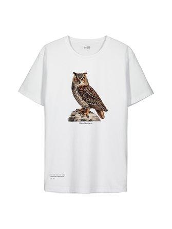 Makia x Von Wright Bubo shirt - Makia