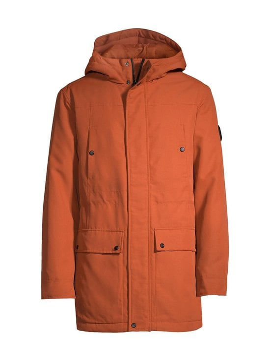 Only & Sons - OnsPeter Techincal Parka -takki - BOMBAY BROWN | Stockmann - photo 1
