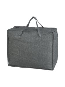 Bigso Box - Storage Bag XL -säilytyslaukku - S01 GREY | Stockmann