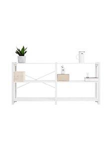 Lundia - Classic-avohylly 30 x 79 x 164,5 cm - VALKOLAKATTU MÄNTY | Stockmann