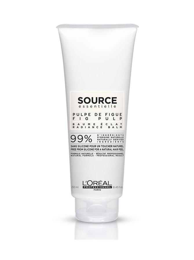 Source Essentielle Radiance -hiusnaamio 250 ml