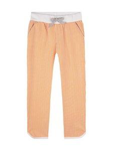 Sanetta - Teens Girl Pants Stripe Athleisure Workout -housut - 2110 MANDARIN   Stockmann