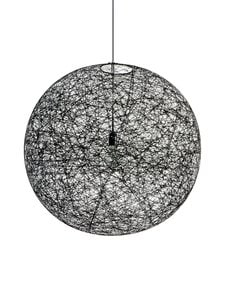 Moooi - Random Light S -valaisin 50 cm - MUSTA | Stockmann