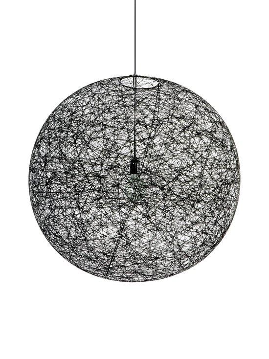 Moooi - Random Light S -valaisin 50 cm - MUSTA   Stockmann - photo 1