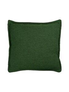 Røros Tweed - Picnic-sisustustyyny 60 x 60 cm - DEEP MOSS GREEN | Stockmann