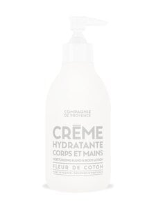 Compagnie de Provence - Cotton Flower Hand And Body Lotion -kosteusvoide 300 ml - null | Stockmann