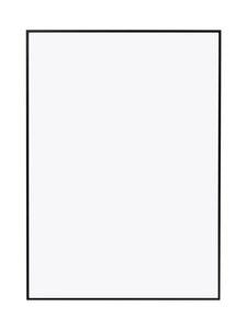 By Lassen - Illustrate-kehys 50 x 70 cm - MUSTA | Stockmann
