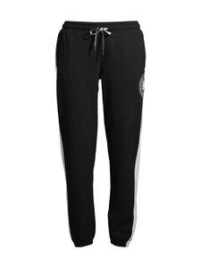 DKNY Sport - Relaxed Logo Jogger -collegehousut - BLK BLACK | Stockmann