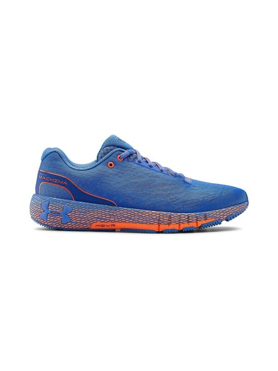 Under Armour - UA HOVR™ Machina -juoksukengät - WATER / ORANGE SPARK / WATER | Stockmann - photo 2