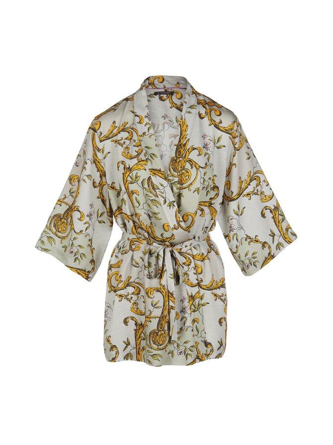 Kimono Short Indy Georgina -aamutakki